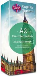купить: Книга Друковані флеш-картки для вивчення англійської мови Pre-Intermediate A2