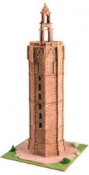 купить: Конструктор Башня Мигелете. Конструктор из глины