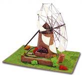 купить: Конструктор Ветряная мельница. Конструктор из глины