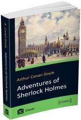 купити: Книга Adventures of Sherlock Holmes