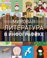 купить: Книга Мировая литература в инфографике