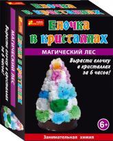 """купить: Набор для опытов Набор для опытов """"Елочка в кристаллах (разноцветная)"""""""