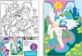 """купить: Набор для творчества My Little Pony. Роспись по холсту """"Принцеса Селестия"""""""