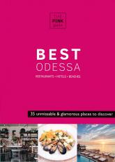 купити: Путівник Best Odessa. Restaurants, hotels, beaches