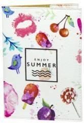 купить: Обложка Enjoy summer. Обкладинка на паспорт