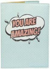 купить: Обложка You are amazing. Обкладинка на паспорт