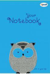 купить: Блокнот Artbook А6, blue. Блокнот Profiplan
