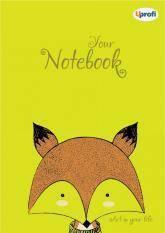 купить: Блокнот Artbook A5, lime. Блокнот Profiplan