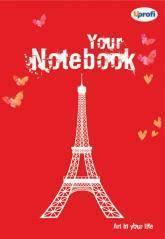 купить: Блокнот Artbook A6, red. Блокнот Profiplan