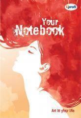 купить: Блокнот Artbook B6, rouge. Блокнот Profiplan