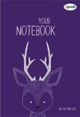 купить: Блокнот Artbook А6, violet. Блокнот Profiplan