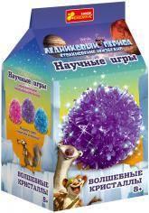 купить: Набор для опытов Волшебные кристаллы. Ледниковый период. Фиолетовый. Набор для опытов