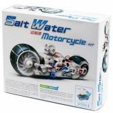 купити: Модель для збирання Робот-мотоцикл на енергії солоної води. Конструктор CIC 21-753