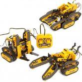 купити: Модель для збирання Робот-всюдихід. Конструктор CIC 21-536N
