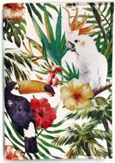 купить: Обложка Тропічні птахи. Обкладинка на паспорт