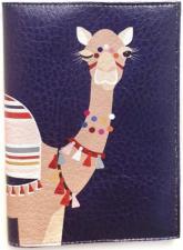 купить: Обложка Обкладинка на паспорт Лама