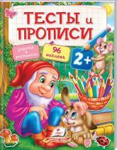 купити: Книга Тесты и прописи 2+