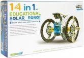 купить: Модель для сборки Робот 14 в 1. Конструктор CIC 21-615