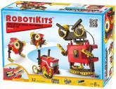 купить: Модель для сборки Робот 4 в 1. Конструктор CIC 21-891