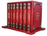 купить: Книга Управленческое искусство в 7-ми томах (кожаный переплет «Scarlett Rosso»)