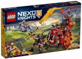 купить: Конструктор Lego Nexo Knights. Джестро-мобіль. Конструктор