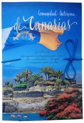 купить: Открытка Канарські острови. Комплект листівок