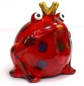 купить: Сувенир для дома King Frog Freddy. Скарбничка царівна-жаба Фредді 6 ASS