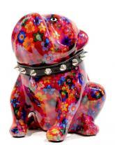 купить: Сувенир для дома Bulldog Lizzy. Скарбничка Бульдог Ліззі 6 ASS