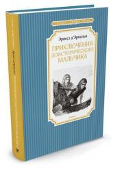 купить: Книга Приключения доисторического мальчика