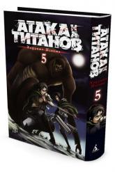 купити: Книга Атака на Титанов. Книга 5