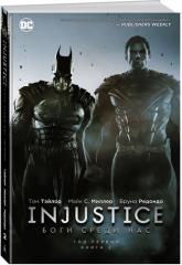 купить: Книга Injustice. Боги среди нас. Год первый. Книга 2