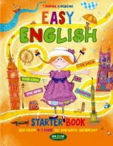 купить: Книга EASY ENGLISH. Посібник для малят 4-7 років, що вивчають англійську