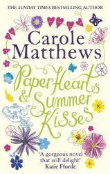 купить: Книга Paper Hearts and Summer Kisses
