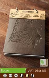 buy: Notebook Eagle. Скетчбук A6, 80 аркушів 120г/м2 Eco
