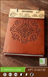 buy: Notebook Caleidoscope. Скетчбук A5, 80 аркушів 120г/м2 Eco