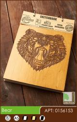 buy: Notebook Bear. Скетчбук A5, 80 аркушів 120г/м2 Eco