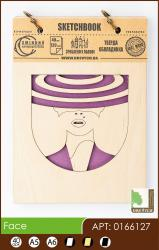 buy: Notebook Face. Скетчбук A6. 40 аркушів 120г/м2 Eco