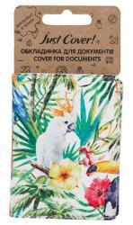 купить: Обложка Тропічні птахи NEW. Обкладинка для документів