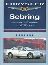 купить: Книга Автомобиль Chrysler Sebring / Dodge Stratus: Руководство по эксплуатации, техническому обслуживанию