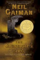 купить: Книга The Graveyard Book