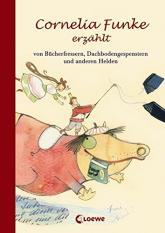 купить: Книга Cornelia Funke erzihlt von Bicherfressern, Dachbo