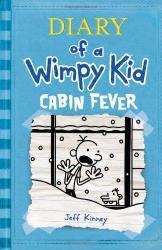 купить: Книга Diary of a Wimpy Kid: Cabin Fever