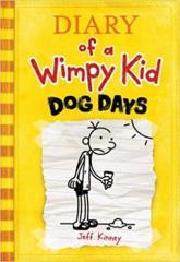 купить: Книга Diary of a Wimpy Kid: Dog Days