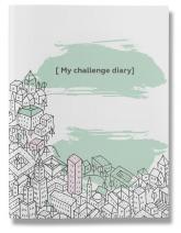 купить: Ежедневник Ежедневник  My challenge diary