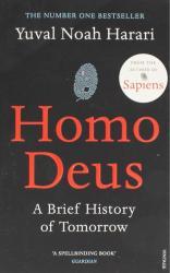 купить: Книга Homo Deus. A Brief History of Tomorrow