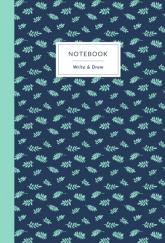 buy: Notebook Блокнот Write&Draw. Leaves