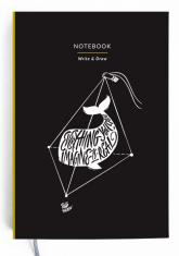 buy: Notebook Блокнот Write&Draw Everything