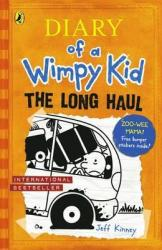 купить: Книга The Long Haul (Diary of a Wimpy Kid book 9)
