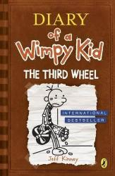 купить: Книга The Third Wheel (Diary of a Wimpy Kid book 7)