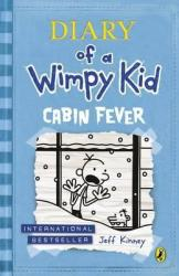 купить: Книга Cabin Fever (Diary of a Wimpy Kid book 6)